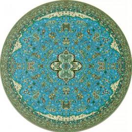 رومیزی گرد ترمه طرح شاه عباسی کد 814